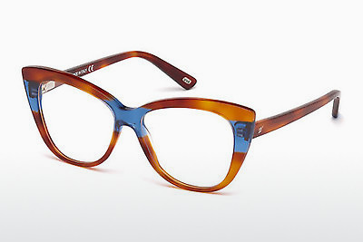 Kacamata Web Eyewear WE5197 053 - Havanna, Yellow, Blond, Brown