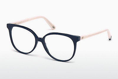 Kacamata Web Eyewear WE5199 090 - Biru, Shiny