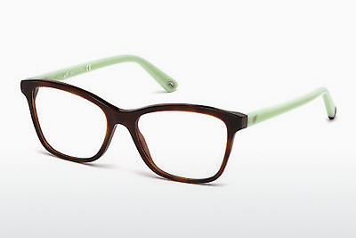 Kacamata Web Eyewear WE5200 053 - Havanna, Yellow, Blond, Brown