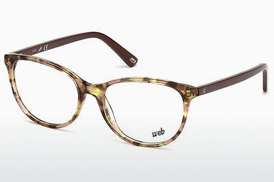 Kacamata Web Eyewear WE5214 055 - Warna warni, Coklat, Havanna