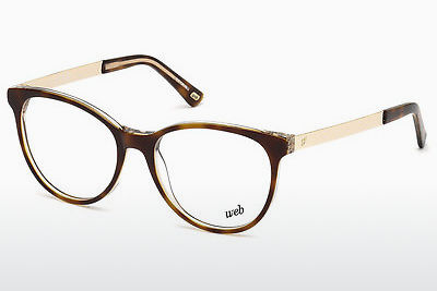 Kacamata Web Eyewear WE5217 056 - Coklat, Havanna