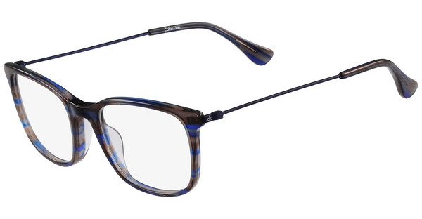 Calvin Klein   CK5929 416 STRIPED BLUE