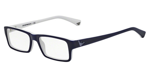 Emporio Armani EA3003 5154 TOP BLUE ON WHITE