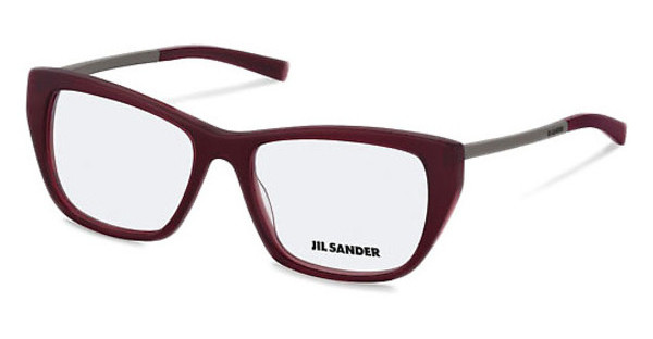 Jil Sander J4005 C dark red