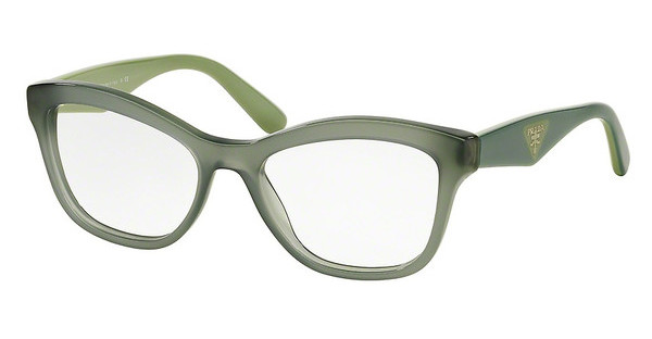 Prada PR 29RV UEI1O1 OPAL DARK GREEN