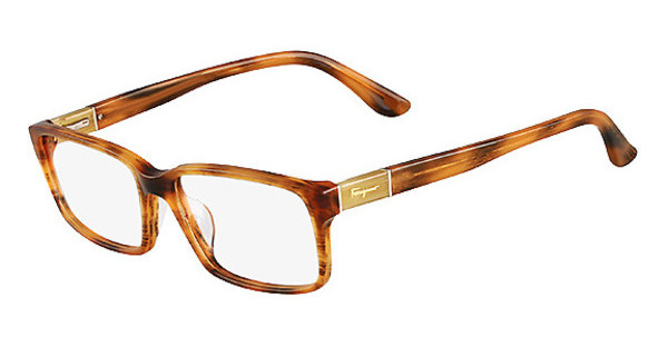 Salvatore Ferragamo SF2636 225 RUST HORN