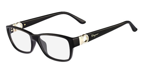Salvatore Ferragamo SF2666R 001 BLACK