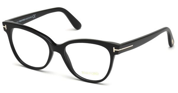 Tom Ford FT5291 001 schwarz glanz