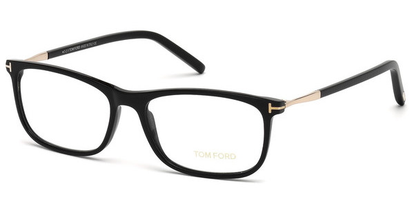 Tom Ford FT5398 001 schwarz glanz