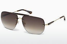 Kacamata surya Tom Ford Nils (FT0380 28F) - Keemasan