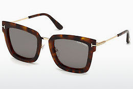 Kacamata surya Tom Ford FT0573 55A - Warna warni, Coklat, Havanna