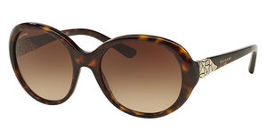 Bvlgari BV8154B 504/13 BROWN GRADIENTHAVANA