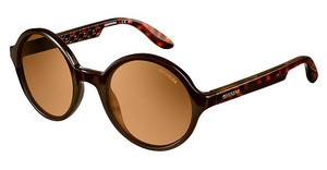 Carrera CARRERA 5008 0SZ/H0 BROWN SPBROWNBWYLWHVBK