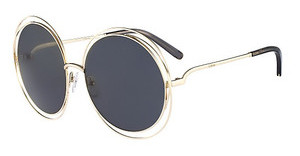 Chloé CE114S 731 GOLD/TRANSPARENT GREY