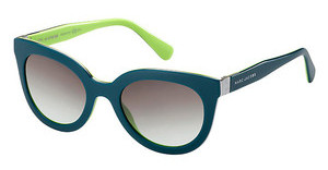 Marc Jacobs MJ 561/S LG9/5M GREY DS AQUAPTRLGREEN (GREY DS AQUA)