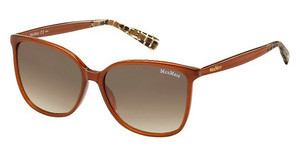 Max Mara MM LIGHT I BVE/JD BROWN SFOPLCRMFBR (BROWN SF)