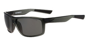 Nike NIKE PREMIER 8.0 P EV0793 011 MERCURY GREY/MATTE BLACK WITH POLARIZED GREY LENS Polarized LENS