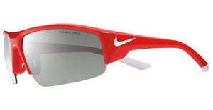 Nike SKYLON ACE XV EV0857 600 UNIVERSITY RED/WHITE WITH GREY W/SILVER FLASH  LENS