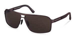 Porsche Design P8562 D-polarized brown polarizedchocolate, grey / brown