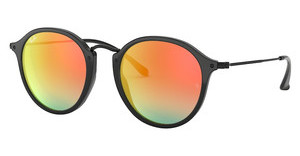 Ray-Ban RB2447 901/4W MIRROR GRADIENT REDSHINY BLACK