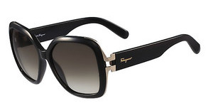 Salvatore Ferragamo SF781S 001 BLACK