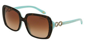 Tiffany TF4110B 81343B BROWN GRADIENTHAVANA/BLUE