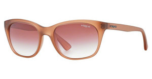 Vogue VO2743S 21778D PINK GRADIENTMATTE TRANSPARENT ORANGE