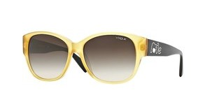 Vogue VO2869SB 219913 BROWN GRADIENTOPAL YELLOW