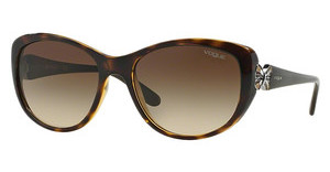 Vogue VO2944S W65613 brown gradienthavana
