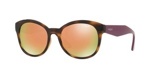 Vogue VO2992S W6565R GREY MIRROR ROSE GOLDDARK HAVANA