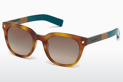 Kacamata surya Dsquared DQ0208 53K - Havanna, Yellow, Blond, Brown
