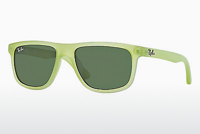 Kacamata surya Ray-Ban Junior RJ9057S 198/71 - Hijau, Acid