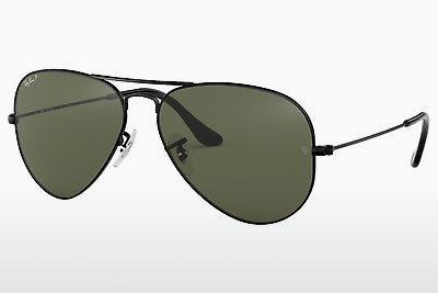 Kacamata surya Ray-Ban AVIATOR LARGE METAL (RB3025 002/58) - Hitam