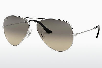Kacamata surya Ray-Ban AVIATOR LARGE METAL (RB3025 003/32) - Silver