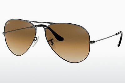 Kacamata surya Ray-Ban AVIATOR LARGE METAL (RB3025 004/51) - Abu-abu