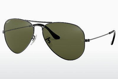 Kacamata surya Ray-Ban AVIATOR LARGE METAL (RB3025 004/58) - Abu-abu