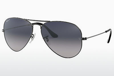 Kacamata surya Ray-Ban AVIATOR LARGE METAL (RB3025 004/78) - Abu-abu