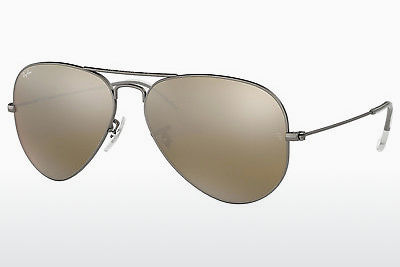 Kacamata surya Ray-Ban AVIATOR LARGE METAL (RB3025 029/30) - Abu-abu