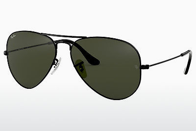 Kacamata surya Ray-Ban AVIATOR LARGE METAL (RB3025 L2823) - Hitam
