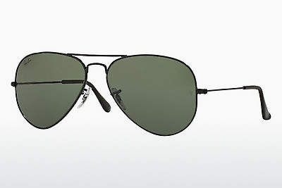 Kacamata surya Ray-Ban AVIATOR LARGE METAL (RB3025 W3329) - Hitam