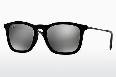 Kacamata surya Ray-Ban CHRIS (RB4187 60756G) - Hitam