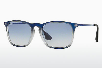 Kacamata surya Ray-Ban CHRIS (RB4187 622519) - Biru