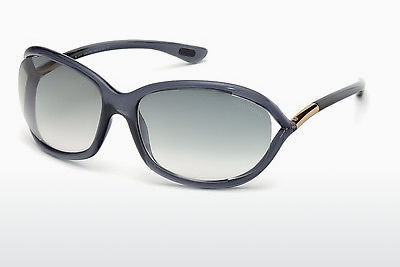 Kacamata surya Tom Ford Jennifer (FT0008 0B5) - Abu-abu