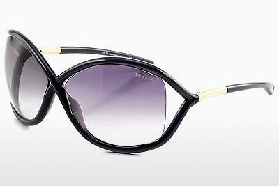 Kacamata surya Tom Ford Whitney (FT0009 0B5) - Abu-abu