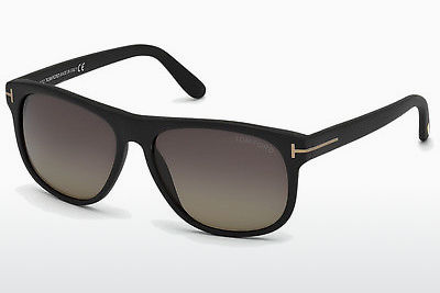 Kacamata surya Tom Ford Olivier (FT0236 02D) - Hitam, Matt