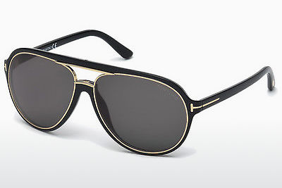 Kacamata surya Tom Ford Sergio (FT0379 01A) - Hitam