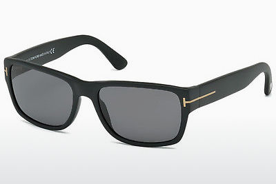 Kacamata surya Tom Ford Mason (FT0445 02D) - Hitam, Matt