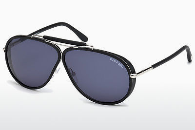 Kacamata surya Tom Ford Cedric (FT0509 02V) - Hitam, Matt