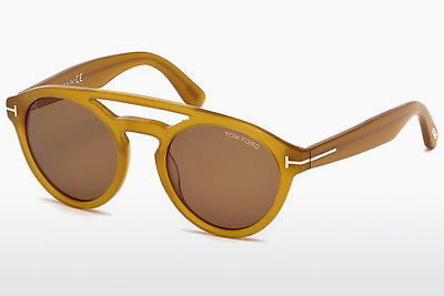 Kacamata surya Tom Ford Clint (FT0537 41E) - Kuning