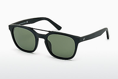 Kacamata surya Web Eyewear WE0156 02N - Hitam, Matt